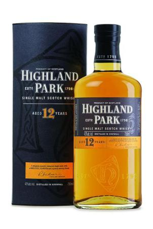 The Highland Park 12 year is a worthy addition to your home collection.