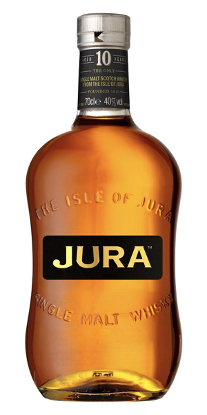 The Jura 10 year is an excellent choice as a mild everyday scotch.